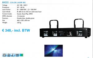 84232 BG 4head laser
